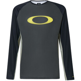 Oakley MTB Camiseta Tech Manga Larga Hombre, new dark brush